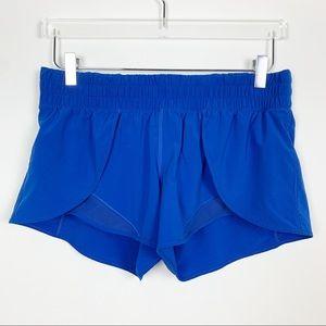 lululemon | Goal Crusher Short Blue